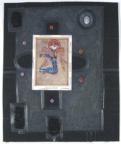 Book Of Kells, Saint Luke