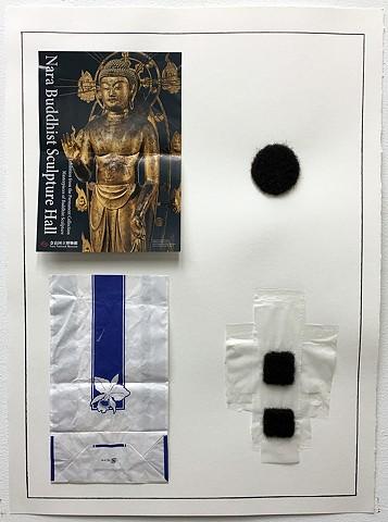 Nara Buddha, Eight Elements