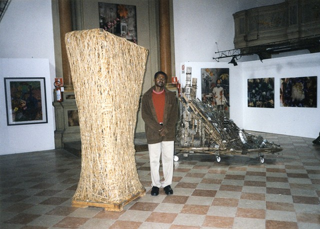International Exposition Of Art,  49th Venice Biennial,  Jamaica Pavilion