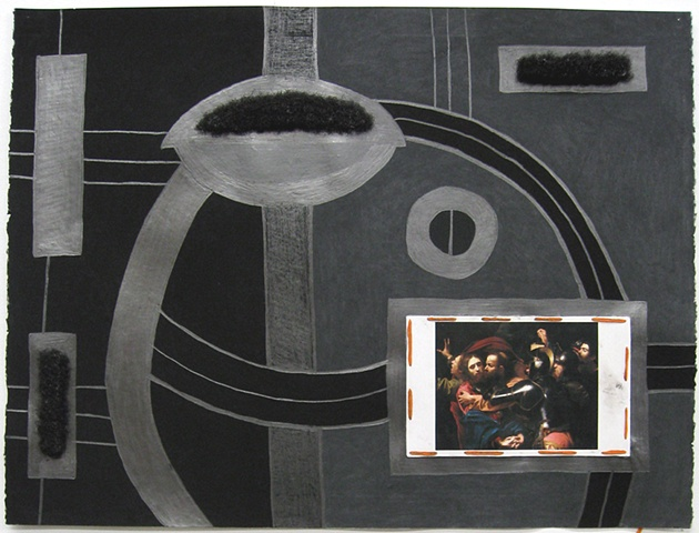 Black Caravaggio, Dublin 2008 #III