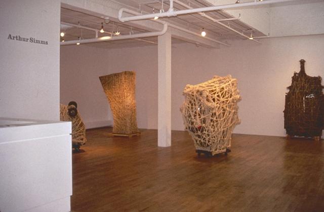 Solo Exhibition Philippe Briet Gallery