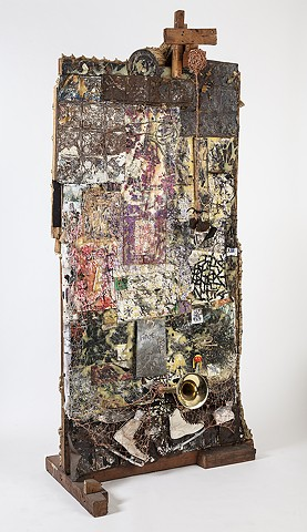 Ego Sum, Portrait of Arthur Simms as a Junk Collector