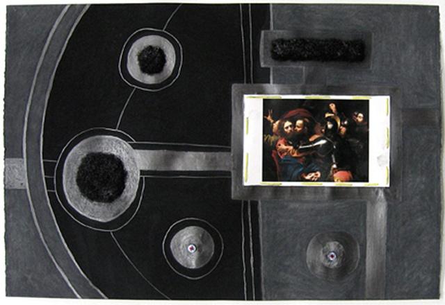 Black Caravaggio, Dublin 2008 #2