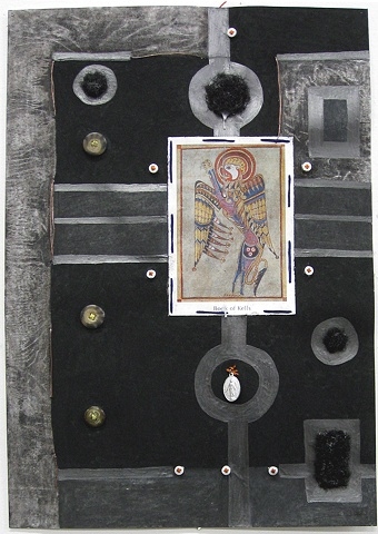 Book of Kells, Saint Mark