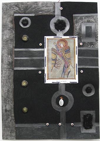 Book of Kells, Saint Mark