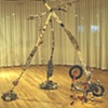 Prince Pharoah, York College Solo Exhibition,  2000