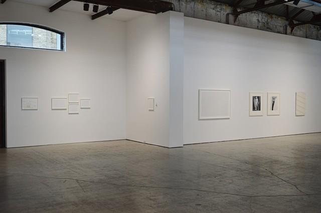 Winter White -Group Show,  Olga Korper Gallery