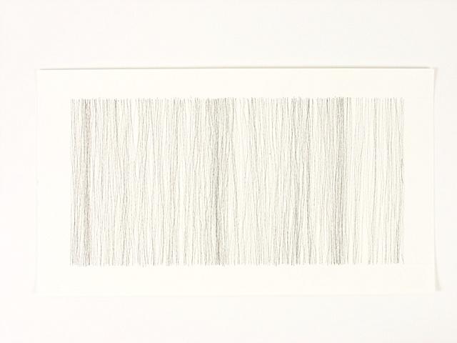 Ken Nicol, K. Nicol, hesitation lines, obsessive compulsive, ink, paper, Toronto Artist, Conceptual Artist,