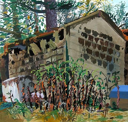 shed, west glocester, rhode island