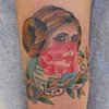 Beckett's Princess Leia
