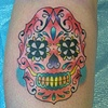 Ashley's calavera