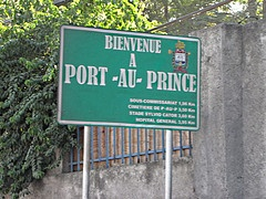 Welcome to Port au Prince