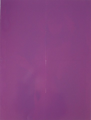 Purple Nude painting
