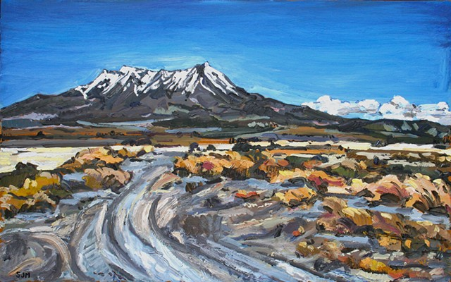 LANDSCAPES, Walrus Gallery NZ