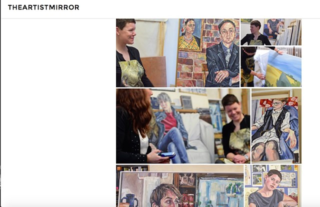 The Artist Mirror: Interview with Sarah Jane Moon - Maria Xoubanova, 12th Feb 2016