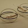 Sperm & Egg Earrings