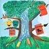 Whittier School Mural