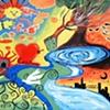 The Vine Mural
