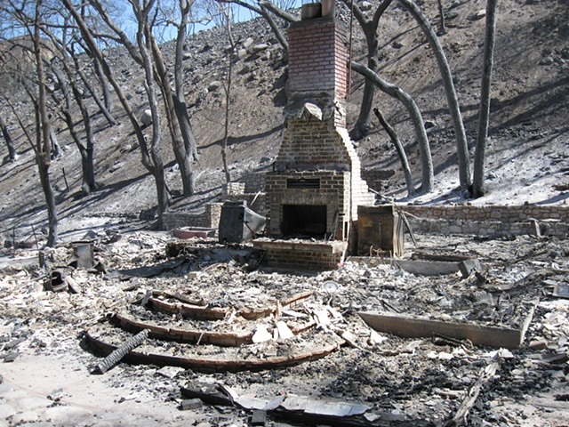 After the Station Forest Fire