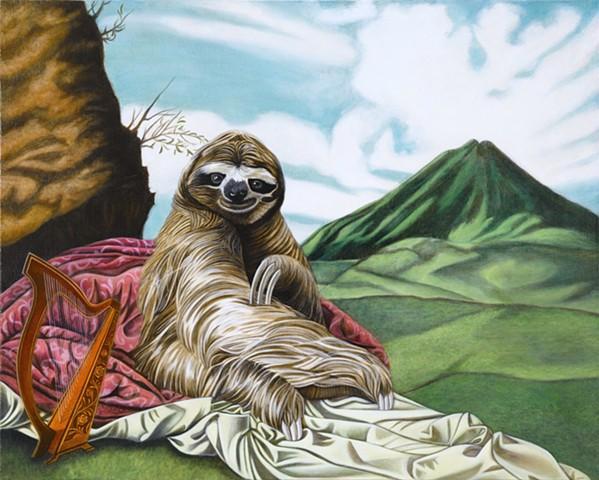 Benevolent Sloth