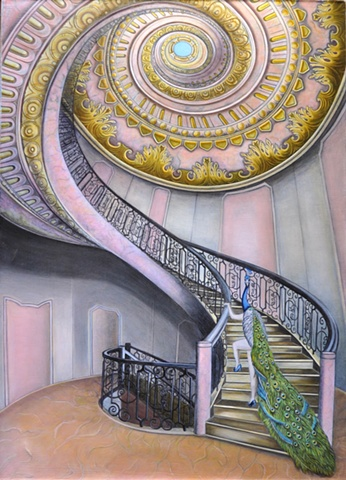 Magical Realism, Jennifer Delilah