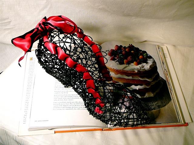 Kristine Mays , wire sculpture, San Francisco artist