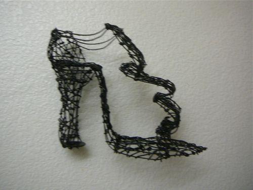 salon shoe #6 (side view)