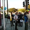 The Bayview Neighborhood Kickoff event
