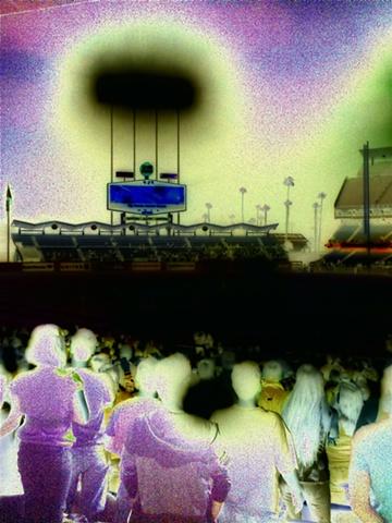 Black Light Los Angeles: Stadium