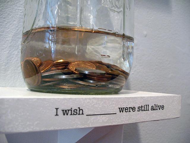 Wishing-Well detail