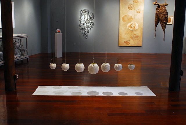 Hannah Verlin Soak installation view