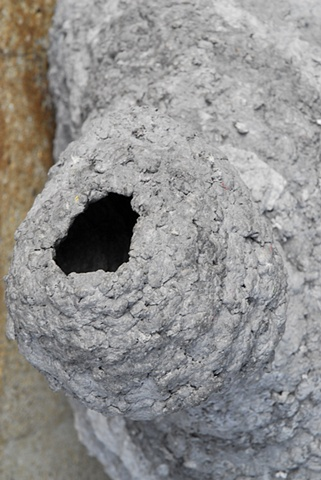 Hannah Verlin Nesting detail