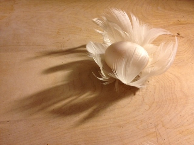 Feather bowls