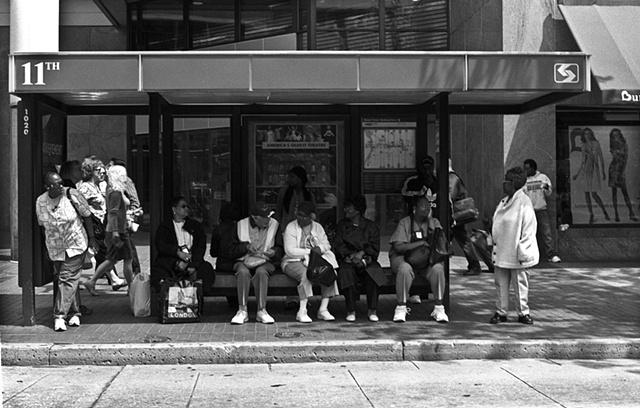 bus stop philadelphia