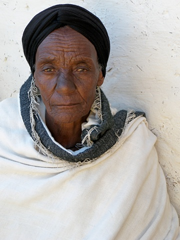Ethiopian grandmother