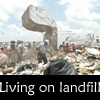 Living on a landfill