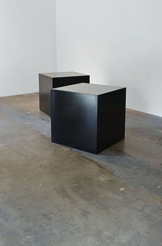 Claude Glass (Cube 1 and 2)