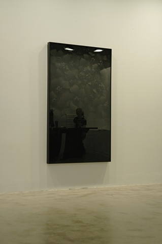 In situ at Walker Contemporary, Boston