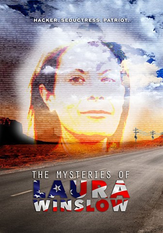 Laura Winslow Mystery One Sheet Comp - Version 2
