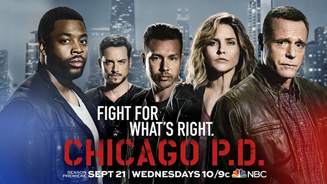 Chicago PD 16x9