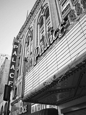 Palace Theatre – Downtown Los Angeles