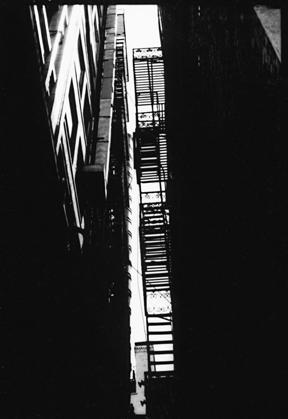 Fire Escape – Downtown Los Angeles