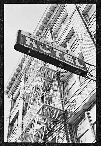 Chronicle Hotel – San Francisco