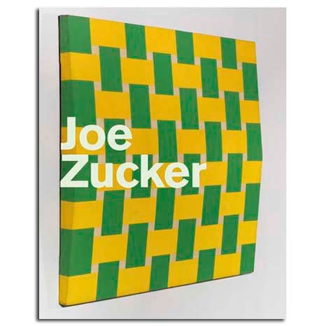 Joe Zucker: The Grid Paintings (Corbett vs. Dempsey, 2011)