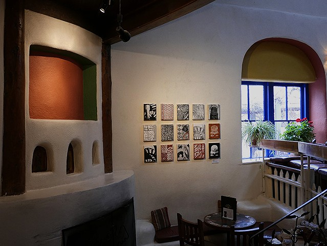 Symmetry Installation Historic Taos Inn