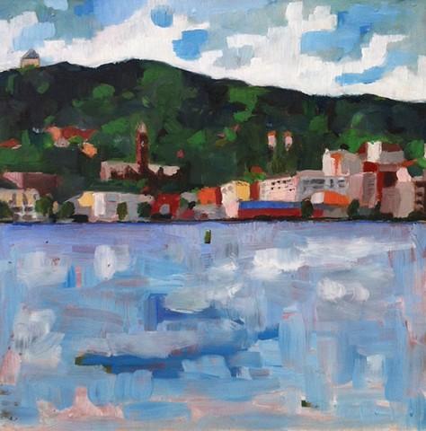 Duluth Harbor Buoy 3