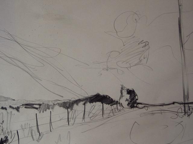 Sangre Sketch 3