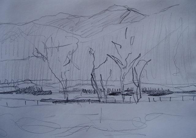 Sangre Sketch 4