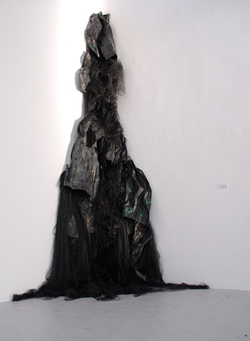 Mother's a Witch with Her Black Hair (installation view)