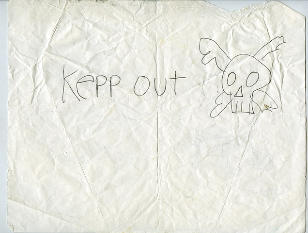 Kepp Out (Cover)
